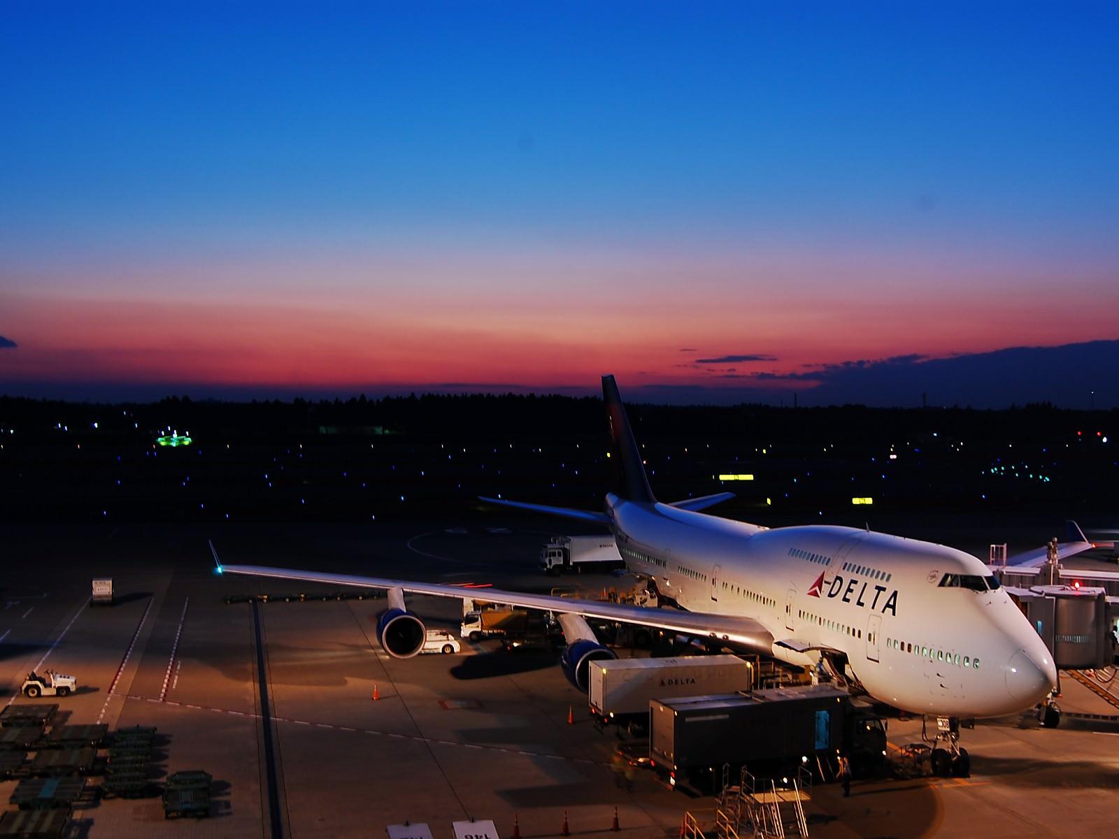 飛行機の画像 p1_3
