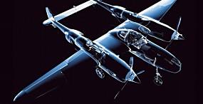 飛行機の壁紙#2サムネイル