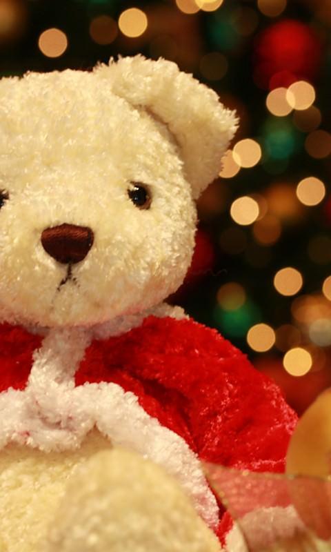 クリスマス壁紙でスマホをロマンティックに彩っちゃおう♪