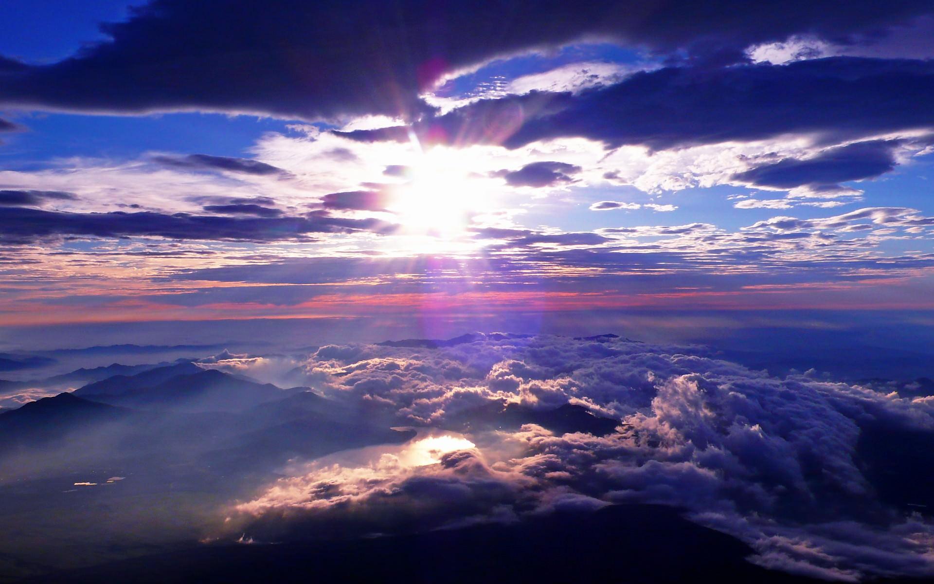 空 雲の壁紙 19 10 1 スマホ Pc用壁紙 Wallpaper Box