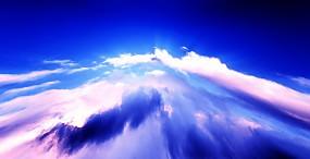 空・雲の壁紙#100サムネイル