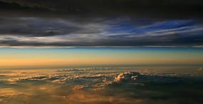 空・雲の壁紙#123サムネイル