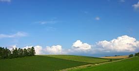 空・雲の壁紙#131サムネイル