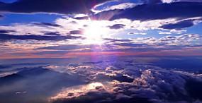 空・雲の壁紙#37サムネイル