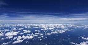 空・雲の壁紙#4サムネイル