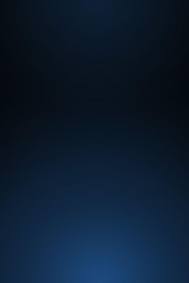 深遠なるブルーのスマホ用壁紙(iPhone4S用)