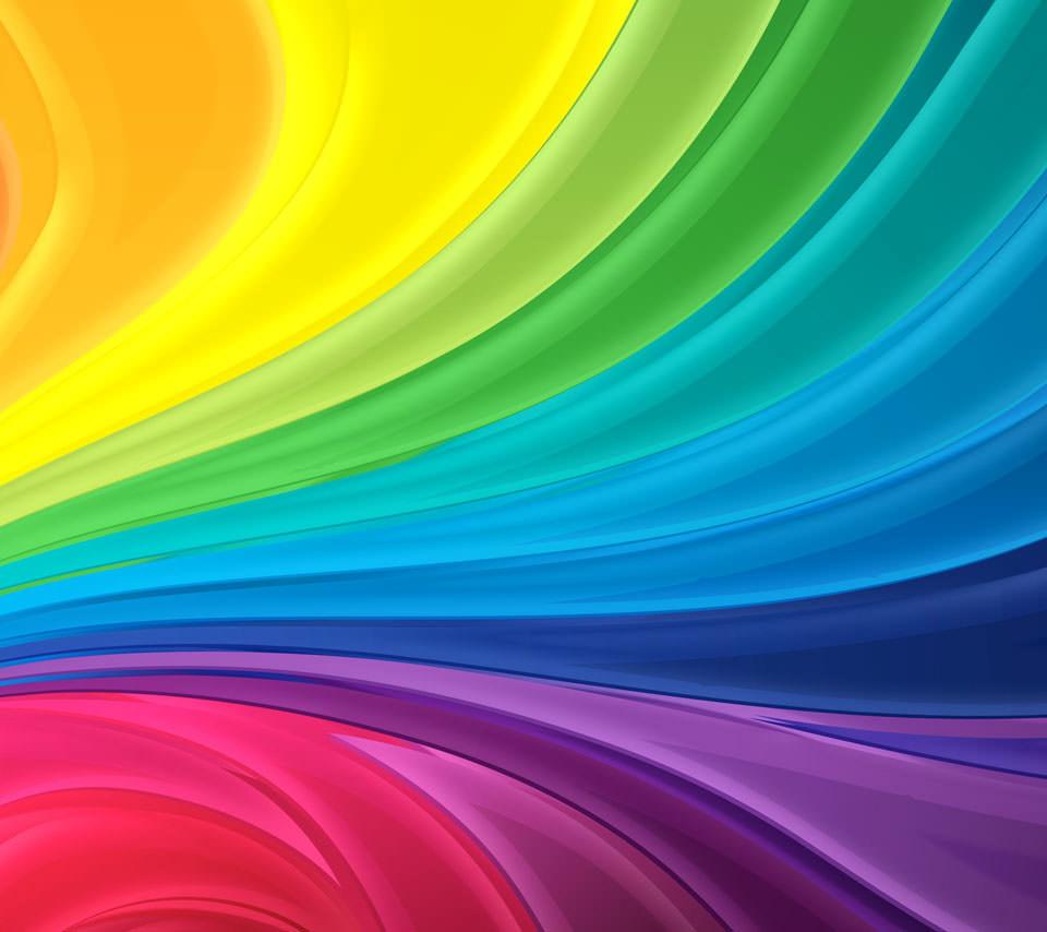 color box wallpaper