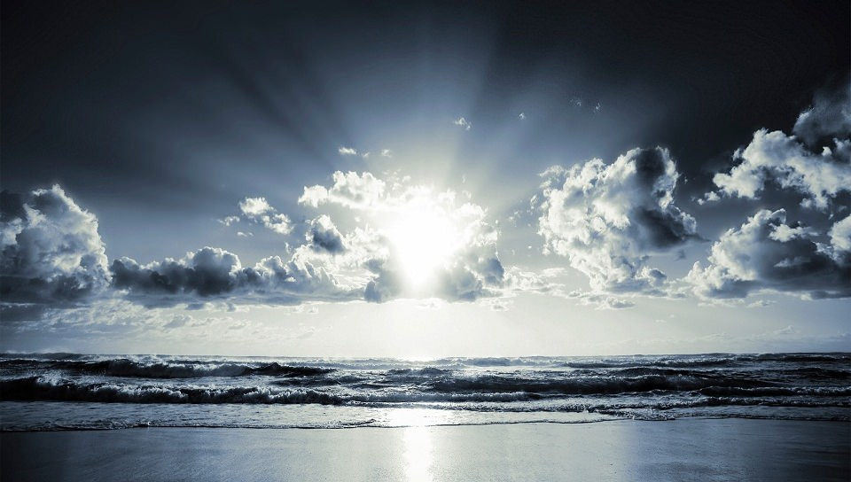 希望の光の壁紙(PSP Vita用/960×544)