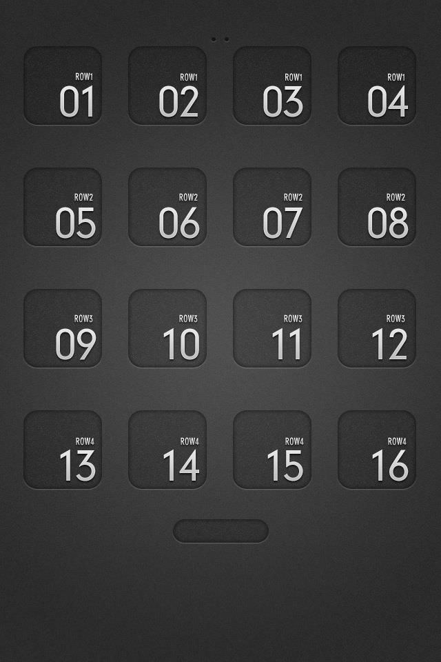 iPhone4S用の棚 特集1のスマホ用壁紙6