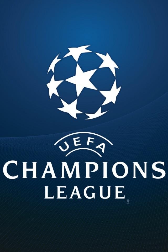UEFAサッカーのスマホ用壁紙(iPhone4S用)
