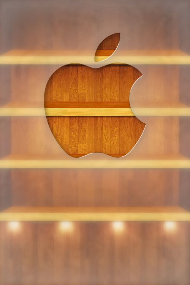iPhone4S用の棚 特集1のスマホ用壁紙11
