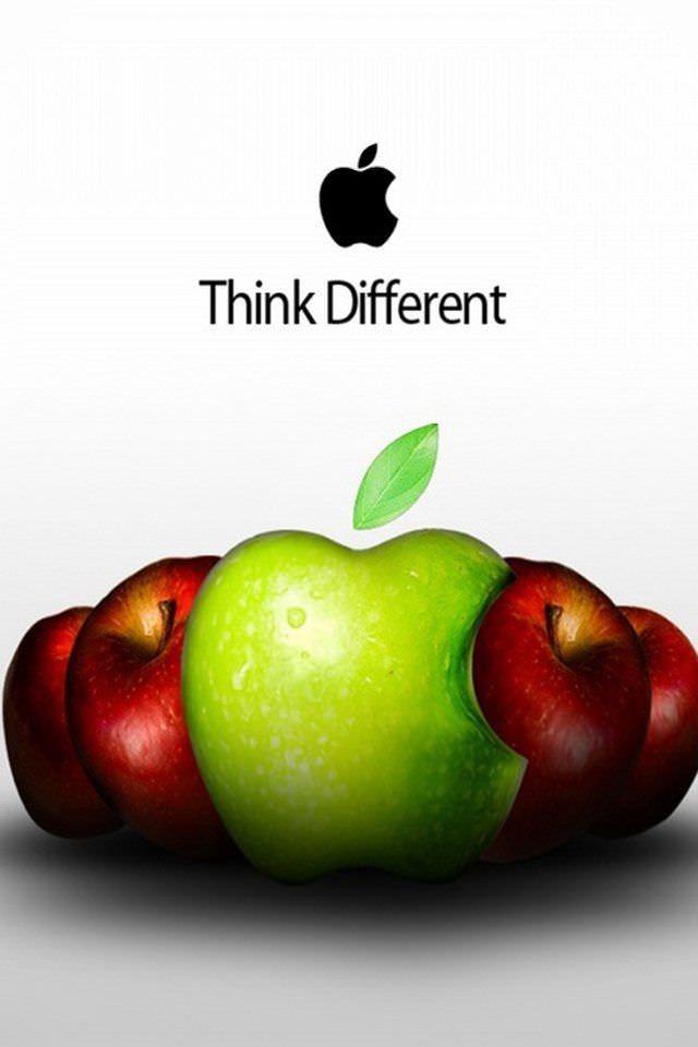 Think Differentのスマホ壁紙まとめ(iPhone4S用)