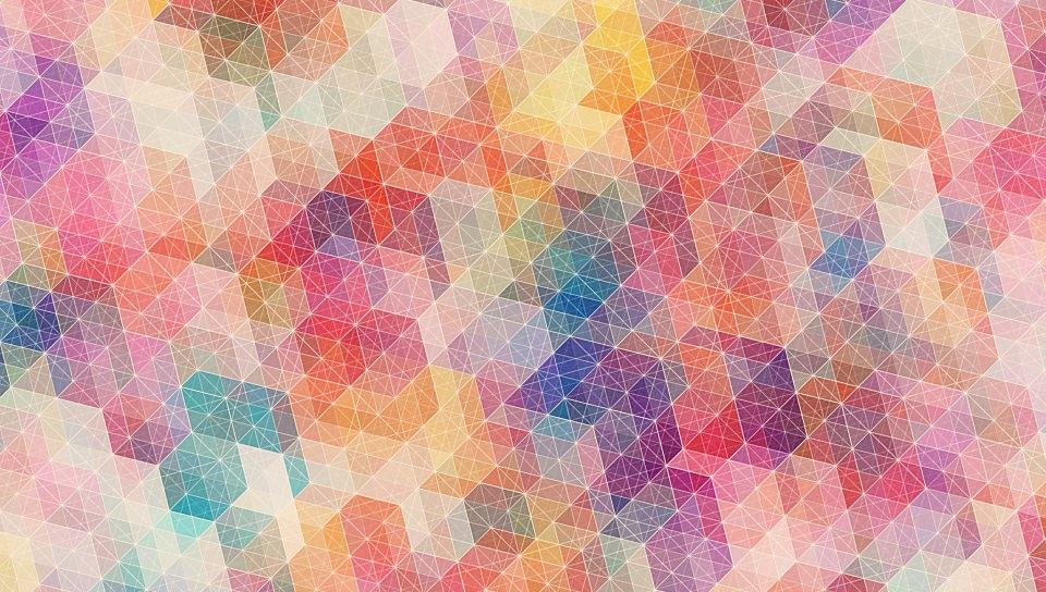 カラフルな壁紙(PSP Vita用/960×544)