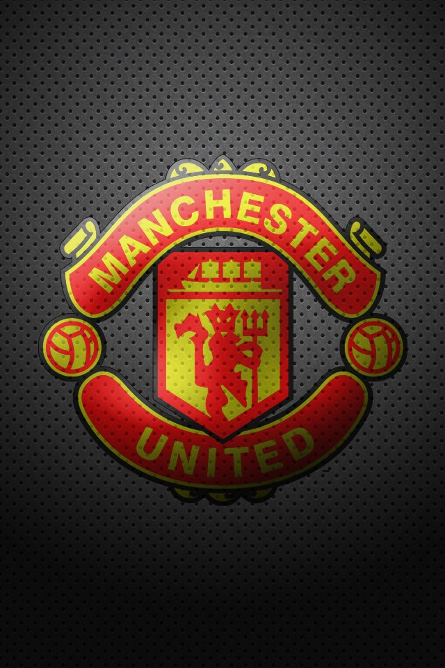 Manchester_United_iPhone4wallpaper マンチェスターユナイテッド