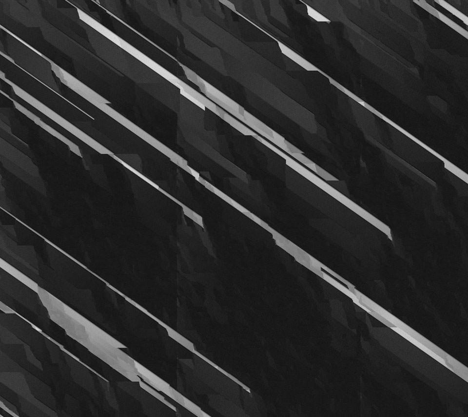 モノクロームのスマホ用壁紙(Android用/960×854)