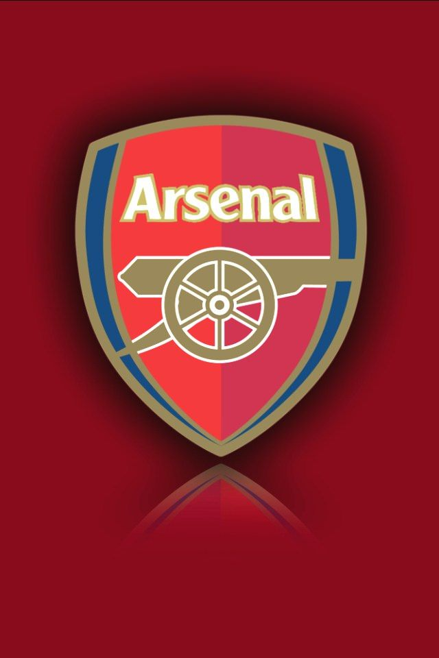 arsenal-iphone4wallpaper アーセナル