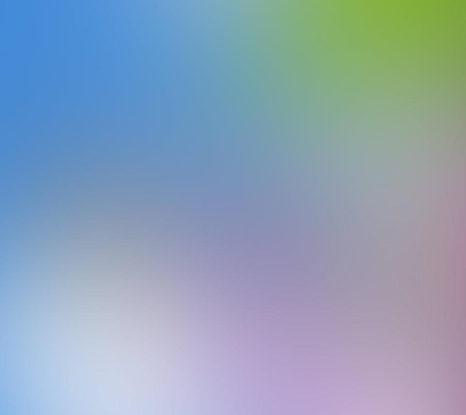 淡く美麗なグラデーションカラーのスマホ用壁紙(Android用/960×854)