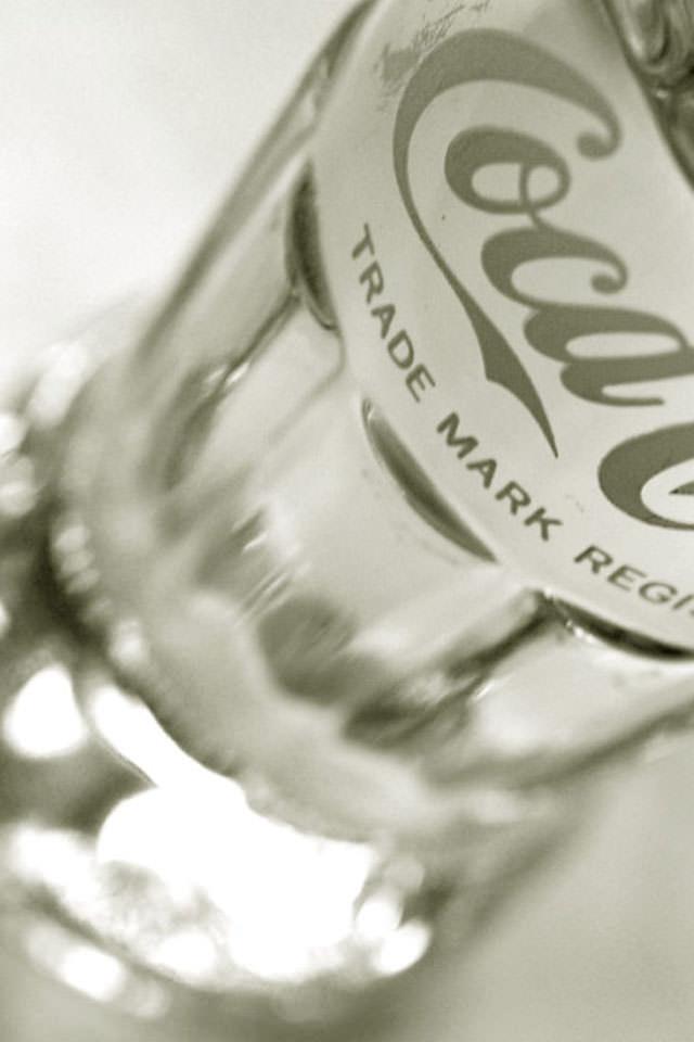 コカコーラのスマホ壁紙3(iPhone4S用)