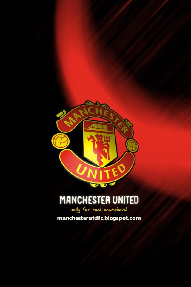 manchester-united-iphone-4-wallpaper マンウ