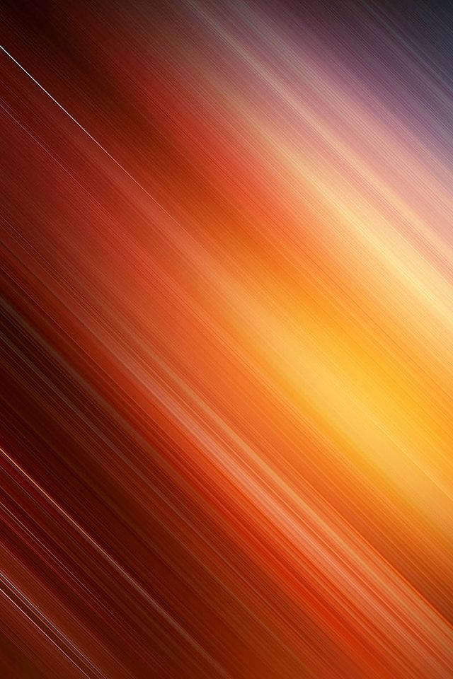 綺麗なグラデーションのスマホ用壁紙(iPhone用/640×960)