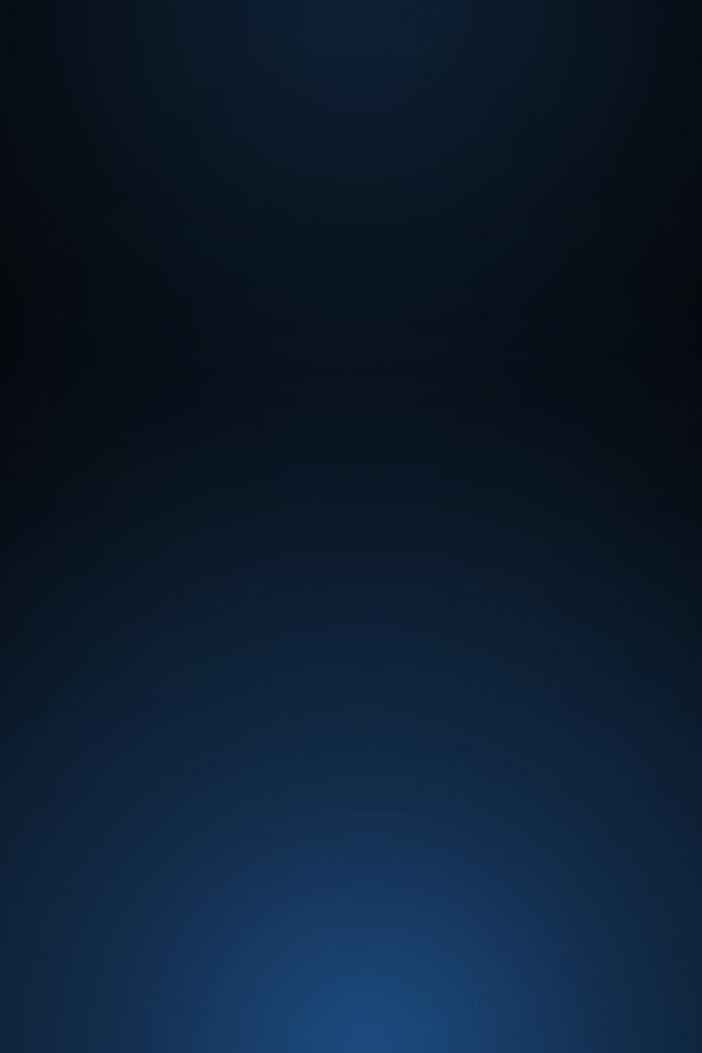シンプルなブルー スマホ用壁紙(iPhone用/640×960)