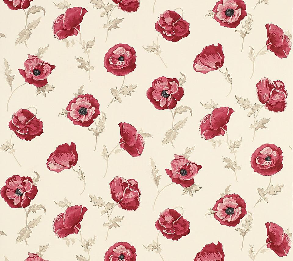 かわいい薔薇のスマホ用壁紙(Android用/960×854)
