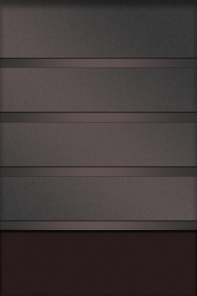 シンプル・スタイリッシュな棚のスマホ用壁紙(iPhone用/640×960)