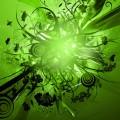 グリーンアート スマホ用壁紙(Android/720×1280)