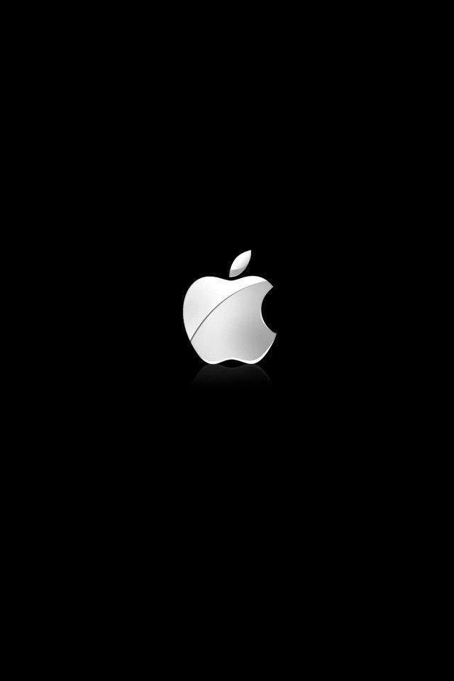 シンプルなロゴ iPhoneスマホ用壁紙