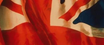 イングランド国旗 iPhoneスマホ用壁紙