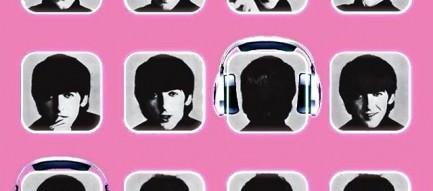 The Beatles スマホ用壁紙(iPhone用/640×960)