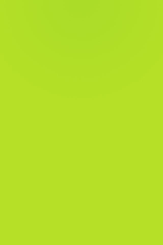 シンプルなグリーン iPhoneスマホ用壁紙