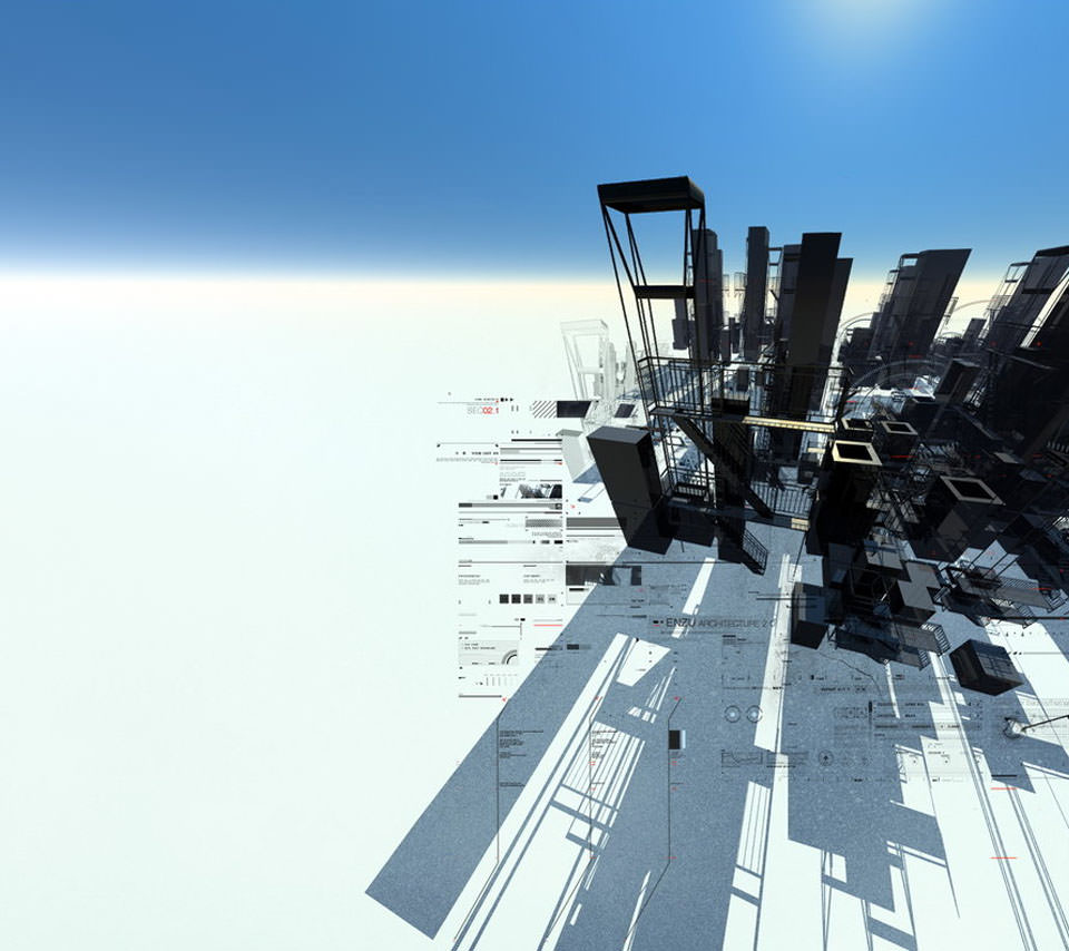 Urban City Androidスマホ用壁紙