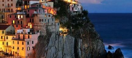 イタリア・マナローラ iPhoneスマホ用壁紙