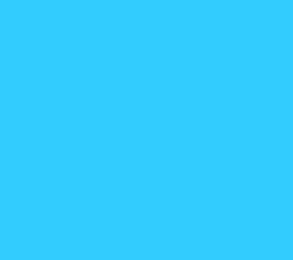 ツイッター・ブルー Androidスマホ用壁紙
