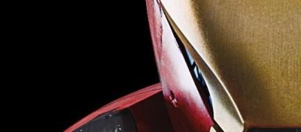 アイアンマン iPhone5 スマホ用壁紙