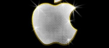 黒林檎 iPhone5 スマホ用壁紙