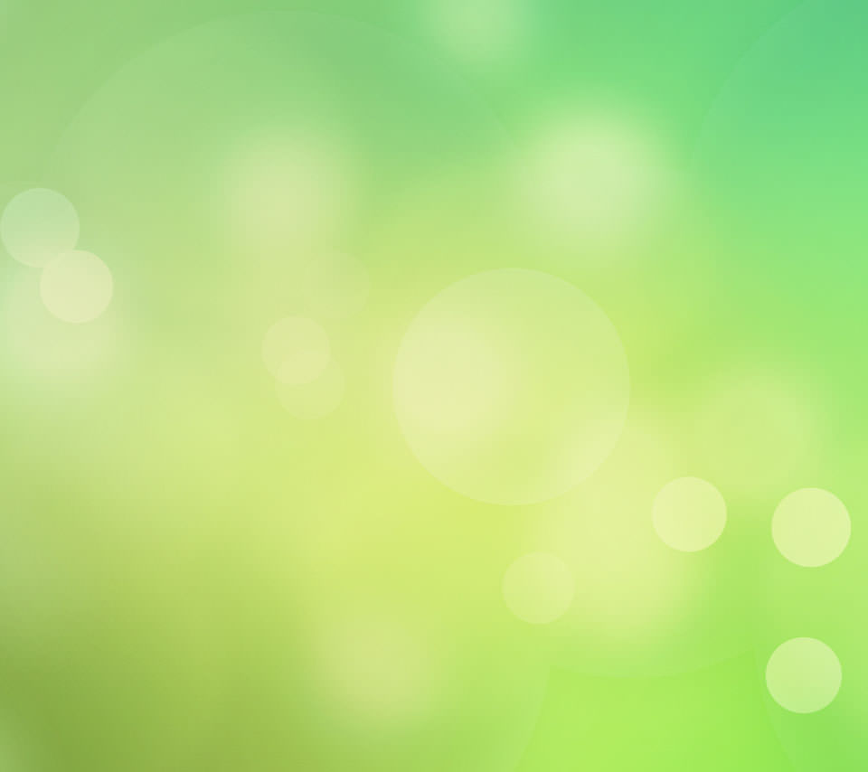 緑の光 Androidスマホ用壁紙
