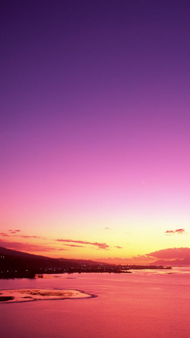 綺麗な風景 iPhone5 スマホ用壁紙