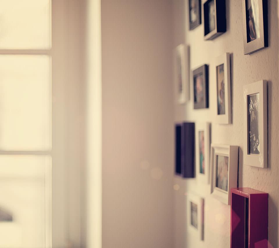 部屋の風景 Androidスマホ用壁紙