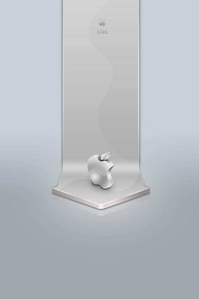 洗練されたMAC iPhoneスマホ用壁紙