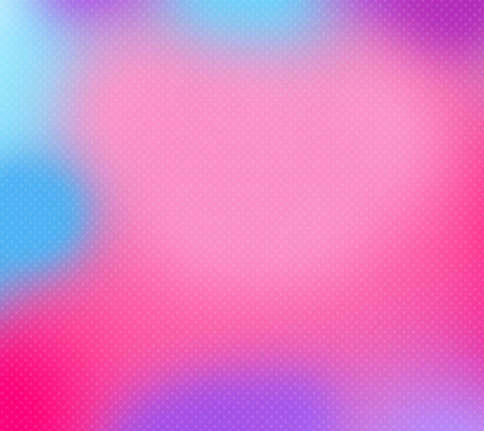 かわいいグラデーション Androidスマホ用壁紙