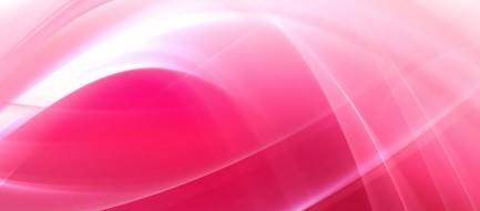 ピンクの波 Androidスマホ用壁紙