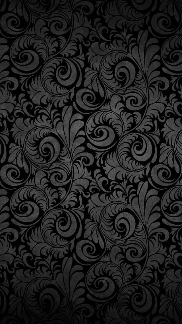 高級感のあるガーリーなiPhone5 スマホ用壁紙