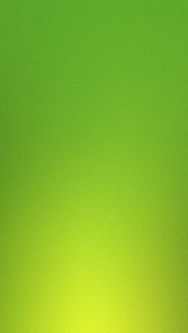 綺麗なグリーン iPhone5 スマホ用壁紙