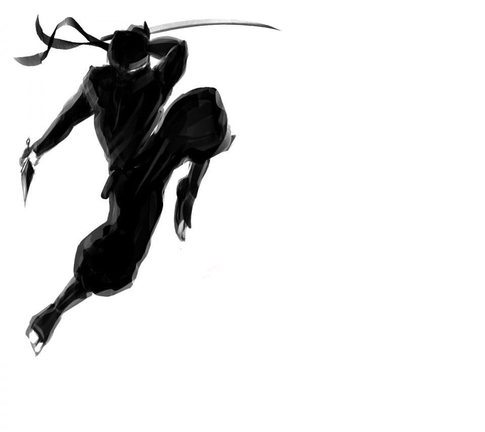 I'm Ninja Androidスマホ用壁紙