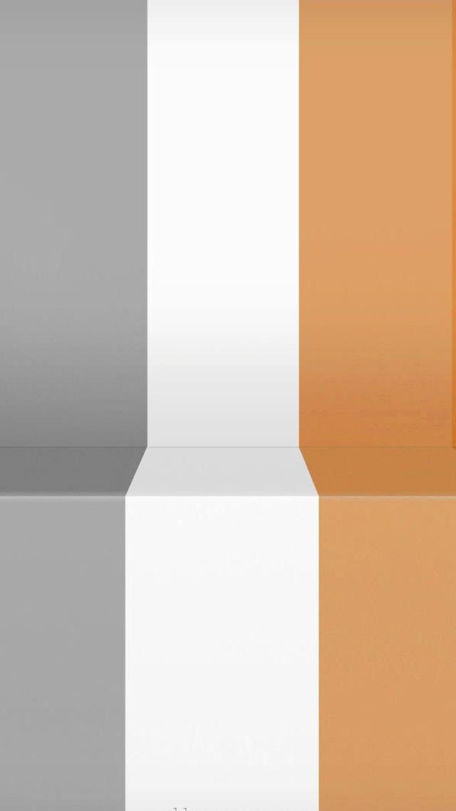 キャラメルカラー  iPhone5 スマホ用壁紙