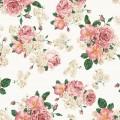 綺麗な花柄 Androidスマホ用壁紙