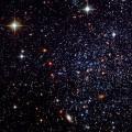 冬の銀河 iPhone5 スマホ用壁紙