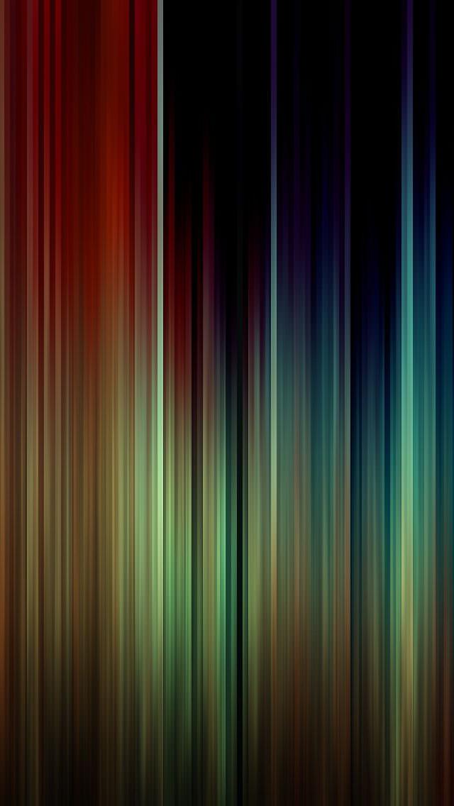 綺麗なグラデーション iPhone5 スマホ用壁紙